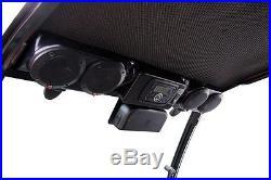 Tractor Tunes John Deere Gator Deluxe Cab Stereo kit Rockford Fosgate Speakers