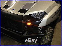 UTV/SXS/ATV Turn Signal Kit withHORN for John Deere Gator Line Brilliant LEDs