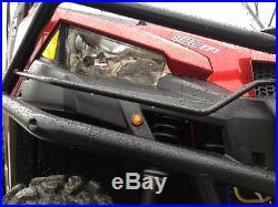 UTV/SXS/ATV Turn Signal Kit withHORN for John Deere Gator line Bright 3/4 LEDS