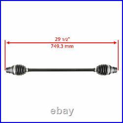 Universal Drive Shaft for John Deere XUV620i Gas / XUV850D Diesel Gator AM140524