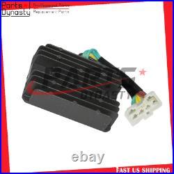 Voltage Regulator Rectifier For John Deere MIU14343 Gator HPX 4x2 4x4