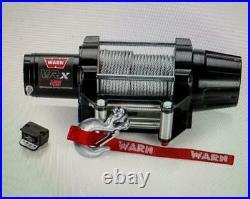 Warn Vrx 4500 Utv Winch Kit For All Years John Deere Gator Xuv 825i