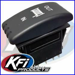 Winch Kit 4500 lb For John Deere Gator XUV 590E ALL (Steel Cable)